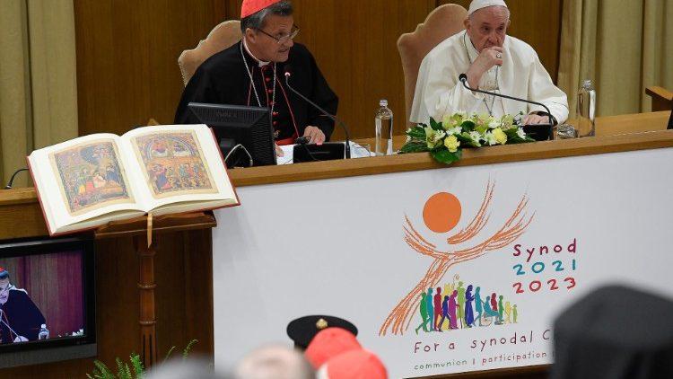 Khai mạc Thượng Hội đồng Giám mục lần thứ XVI