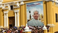 Papa Francesco in Perù - Trujillo