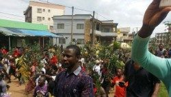 Gewalt ohne Ende: Demonstrationen in Bamenda, Kamerun