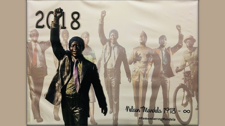 2018 marks 100 years from the birth of Nelson Mandela