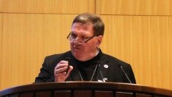Cardinal Joseph Tobin at the 19th Plenary Assembly of AMECEA