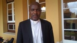 Archbishop of Lubango in Angola and President of SECAM, Gabriel Mbilingi