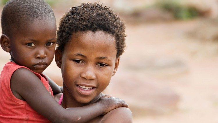 Dzieci afrykańskie