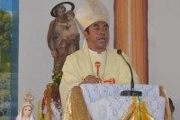 Bishop Virgilio do Carmo da Silva of Dili, East Timor