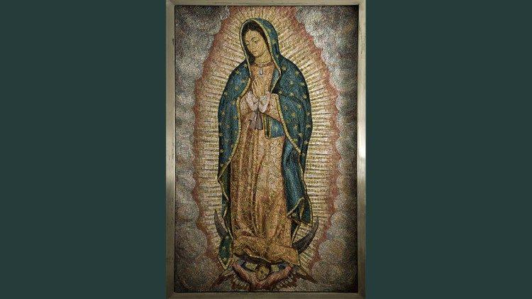 iglesia en méxico pide no instrumentalizar a la virgen de guadalupe