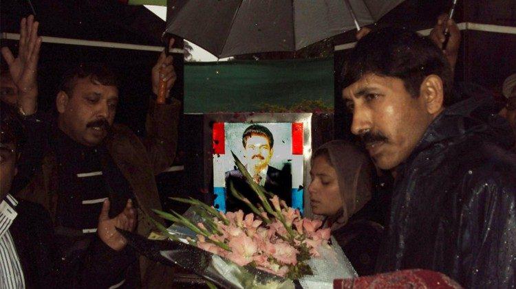 Commemorazione di Shahbaz Bhatti