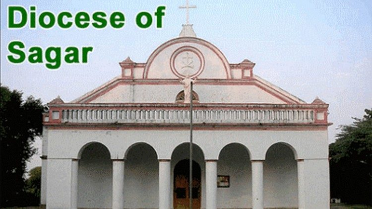 Sagar diocese in India