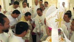 Priests of the Diocese of Marbel, Philippines