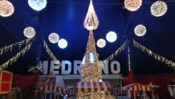 Medrano Circus in Rome's Saxa Rubra district