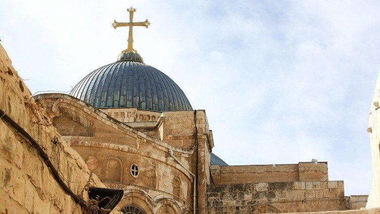 Santo Sepulcro - Jerusalém