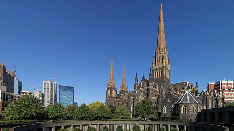 Saint Patrick's Cathedral, Archdiocese of Melbourne