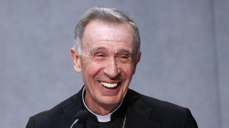 Mons. Luis Francisco LADARIA FERRER