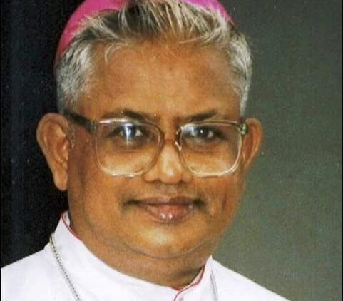 Archbishop Michael Augustine of India