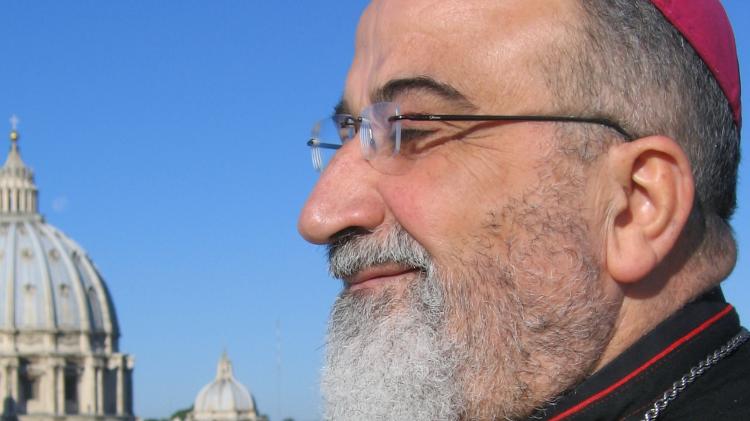 Mons. Paul Faraj Rahho, arcivescovo di Mosul, ucciso nel 2008