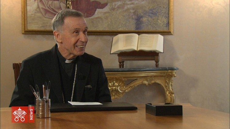 Interview with Archbishop Luis Ladaria, Prefect of the Congregation for the Doctrine of the Faith
