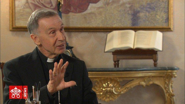 Kardynał Luis Ladaria, prefekt Kongregacji Nauki Wiary