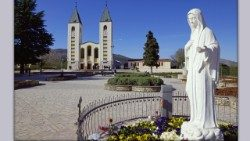 St James Parish, Medjugorje, Bosnia and Herzegovina