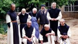 The 7 Trappist monk who were martyred at Tibhirine monastery in Algeria