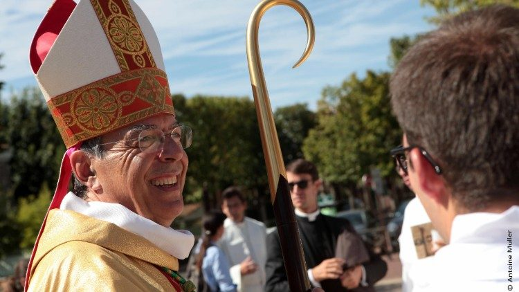 Monseigneur Michel Aupetit, archevêque de Paris