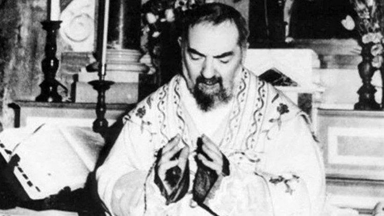 Messa di Padre Pio