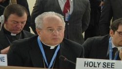 Archbishop Ivan Jurkovič, the permanent observer of the Holy See to the United Nations at Geneva