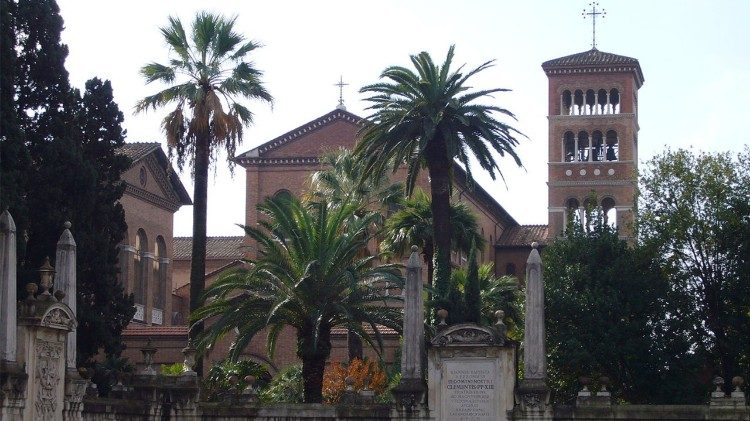 St Anselm on Rome's Aventine Hill where the Benedictine Confederation has its headquarters