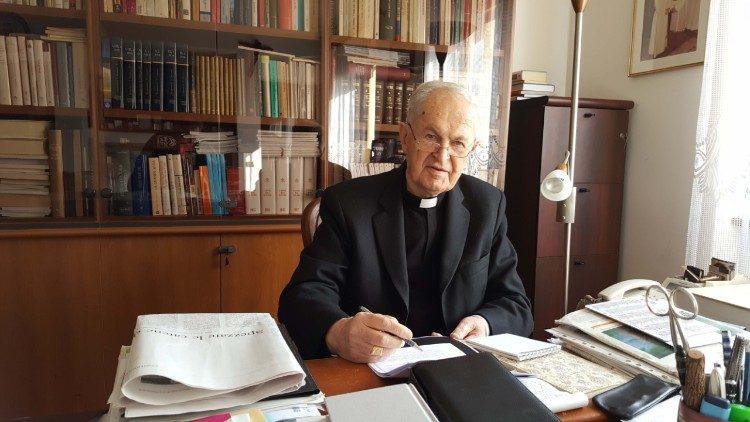Vianočný pozdrav kardinála Jozefa Tomka z Vatikánu - Vatican News ec74f178e43