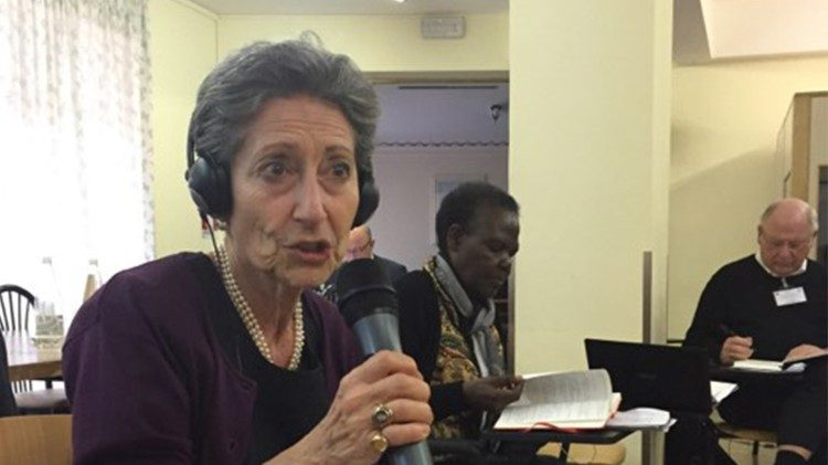 Dr. Flaminia Giovanelli, delegate Undersecretary of the Dicastery for Promoting Integral Human Development