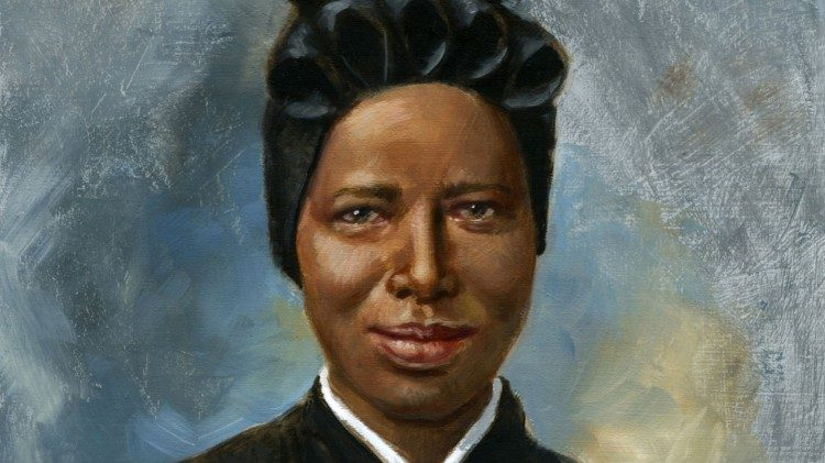 Saint Josephine Bakhita, Patron of the victims of human trafficking