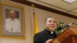 Archbishop Bernadito Auza, the Holy See's Permanent Observer to the UN.
