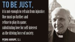 Pedro Arrupe - 28th Superior General of the Society of Jesus