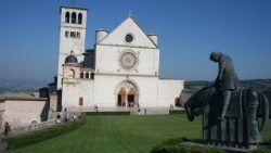 Assisi: basilica San Francesco