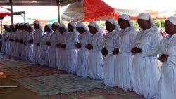 File: Religous in Burkina Faso