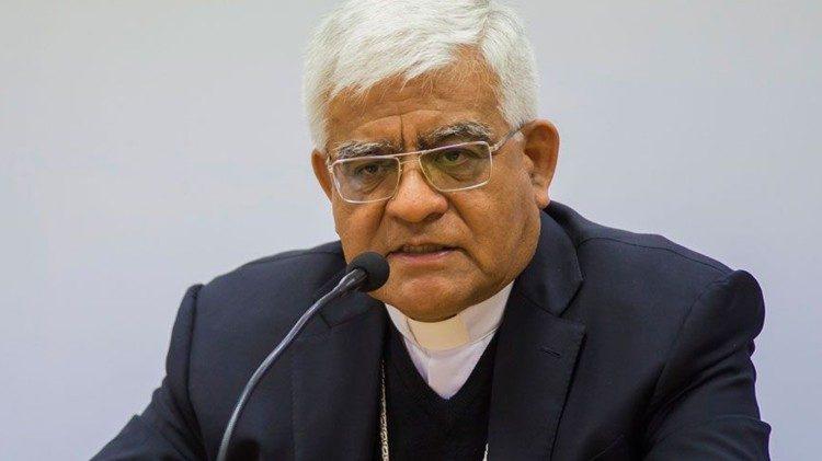 Mons. Miguel Cabrejos Vidarte