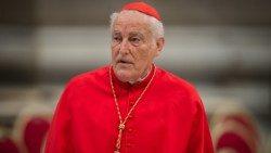 Pésame del Papa por la muerte del cardenal Zenon Grocholewski de Polonia