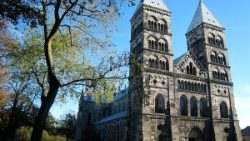 Lund cathedral in Sweden is offering hospitality to the Catholic parish of St Thomas