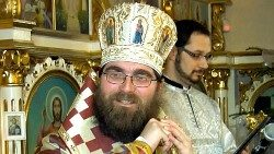 Metropolitan Rastislav of the Czech and Slovak lands who met with Pope Francis on Friday