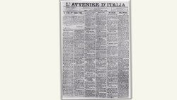 Pope Francis to mark 50 years of the newspaper Avvenire in Italy