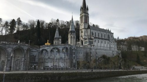The Marian Shrine at Lourdes