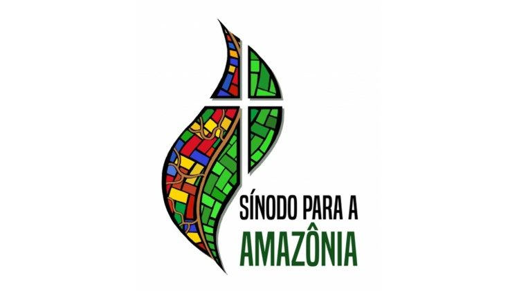Logo of the Synod for the Pan-Amazon Region