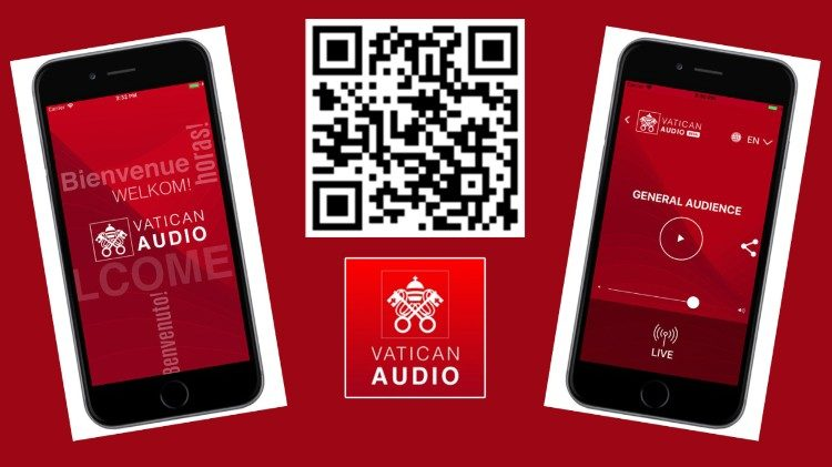 App Vatican Audio