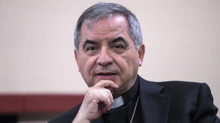 Archbishop Giovanni Angelo Becciu.