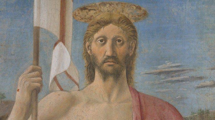 Resultado de imagem para imagem de jesus ressuscitado vaticano