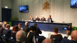 Cardinal Gianfranco Ravasi presents the Holy See's contribution to the Venice 'Biennale' Architecture Exhibition