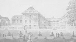 Douai College in the 18th Century
