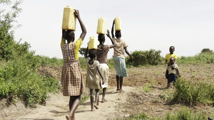 Not everyone has access to clean water and sanitation