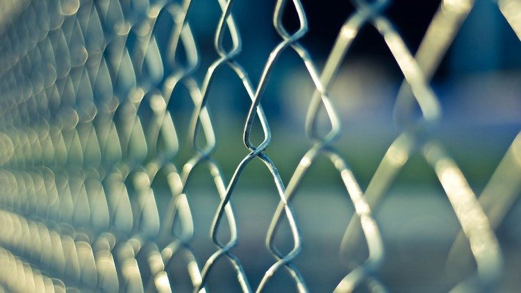 Hungary's borders with Serbia and Croatia are protected by kilometers of wire fencing