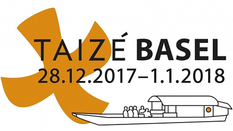Logo of 2017 Taizé Meeting of Young People in Basel
