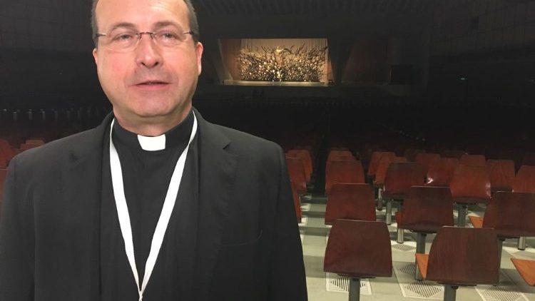 Cha Barrios Prieto, Tổng thư ký mới của Liên HĐGM châu Âu