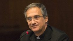 Msgr. Dario Edoardo Vigano, Prefect of the Vatican's Secretariat for Communication